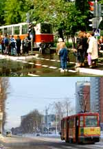Public transport - trams